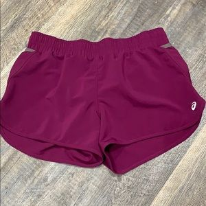 Asics Running Shorts EUC